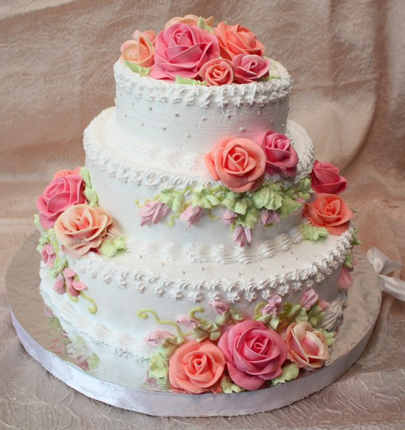 Торт на свадьбу рецепты